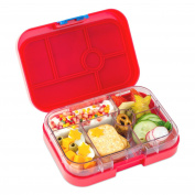 Yumbox Classic Bento Lunchbox for Children - Aztec Red
