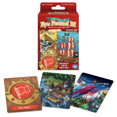 Games - Journey Through Time - Eye Found It! Toys Licenced 01514