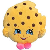 Plush - Shopkins - Chocplate Chip Cookie 25cm Soft Doll Toys New 149853