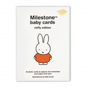 Milestone Baby Cards Miffy Edition