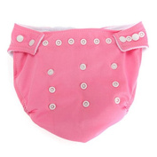 safeinu Adjustable Reusable Baby Washable Nappy Nappies Nappy Soft Cloth Covers Style 2