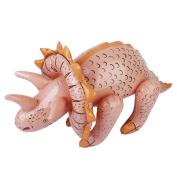 ROSENICE Jurassic Park Inflatable Dinosaur Playset Building Blocks Miniature Action Figures