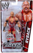 Mattel WWE Wrestling Survivor Series Exclusive Action Figure Ryback by WWE