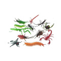 Rhode Island Novelty 144 Assorted Realistic Insects / Bugs