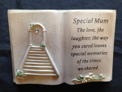 Special Mum Stairway to Heaven Memorial Stone Book