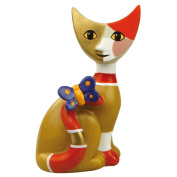 Rosina Wachtmeister Porcelain Miniature Cat Figurine - Taddeo