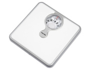 Salter Compact Mechanical Bathroom Scale 484 WHKR