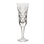 Royal Brierley Tall Bruce Champagne Flute Glass, Clear