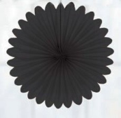 """Zorpia® 16""""(40cm) Tissue Paper Fan Hanging Fan Tissue Paper Decorative Fan, Party Decorations for Weddings, Birthday Parties, Baby Showers and Nursery Decor Set of 6"""