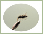 6 Pack of Griffiths Gnat Dry Trout Fishing Flies Choice of Sizes Available