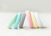Lace Kenzola 30- 50pc Ice-cream Colour Hair Ties Elastic Hairties Supplies Accessories for Women Girls