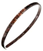 France Luxe 0.6cm Ultracomfort Headband - Eco Brown