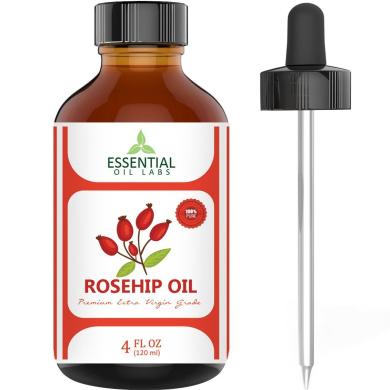 Rosehip Oil - Organic Extra Virgin Grade - 120ml