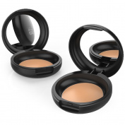 xtava Camouflage Cream Concealer with SPF 15 - Intensely Pigmented for Full Coverage - Natural Finish Formula for Flawless Results - Buildable and Blendable - Cruelty Free Makeup