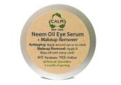 Calm Natural Skin Care - Neem Oil Anti-Ageing Eye Serum + Eye Makeup Remover - UniSex, 30ml
