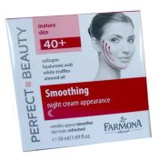 Farmona Perfect Beauty Smoothing Night Cream appearance 40+