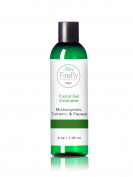 Kat's Firefly Cosmetics - Facial Gel Exfoliator 120ml Bottle