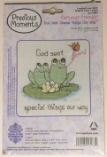 """""""God Sent Special Things Our Way"""" Counted Cross Stitch Kit, 13cm X 18cm ,"""