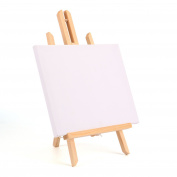 Tosnail 30cm x 23cm Canvas & 41cm x 23cm Easel Set Painting Craft Drawing Art Decoration Sets