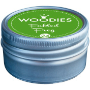 Woodies Dye-Based Ink Tin-Fabled Frog