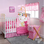 Baby Hello Kitty Set Bedding Nursery 5 PCS