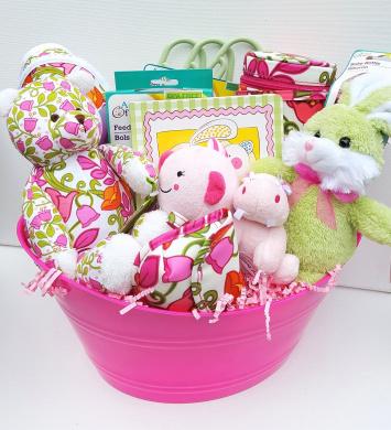 Vera Bradley Lilli Bell Baby Gift Set