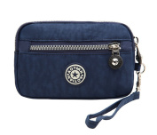 Melord Leisure Style Women`s Wallet MINI Clutch Handbag with Wristlet Strap Card Holders Coin Bag Pouch