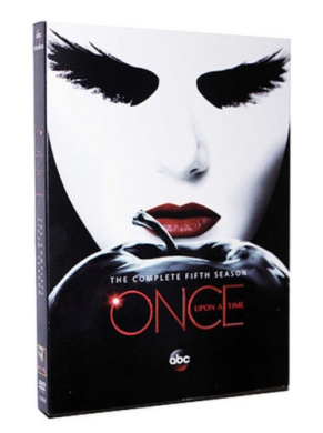 Once Upon A Time Season 5 (Region 1)