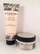 Spiced Cedar Shaving Balm & Shaving Cream