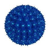 Wintergreen Lighting Mega Starlight Sphere 150 Lights, 25cm , Blue