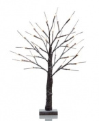 Holiday Lane LED 60cm Brown Tabletop Tree