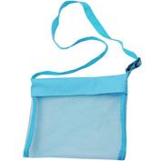 Newsfana beach treasures Starfish shell bag Toys Kids Sandboxes Easy Carry Fun