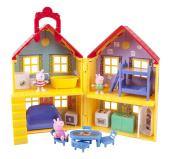 Peppa Pig's Deluxe House,Base