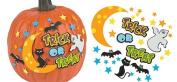 12 - Trick or Treat Pumpkin decorating craft kits