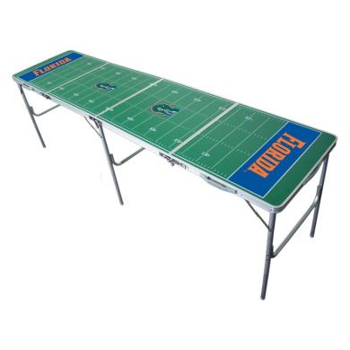 NCAA . x 2.4m Tailgate Pong Table NCAA Team: Florida Gators