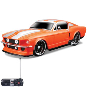 Ford Mustang Gt Rc 1:24 Scale Childrens Fun Play Remote Control Plastic Car Toy