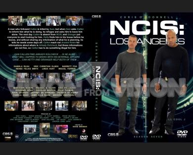 NCIS LA Season 7 DVD 1Disc