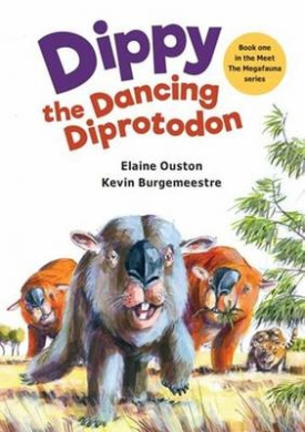 Dippy the Dancing Diprotodon