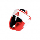 ADIDAS TRAINING HEADGUARD - RED - XS