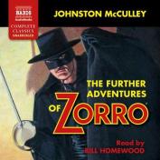 The Further Adventures of Zorro  [Audio]