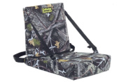 NEP Outdoors Supreme D-WEDGE THERM-A-SEAT Self-Supporting Chair Hunting Seat Cushion