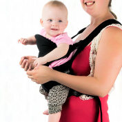 . BEBE 3-in-1 Carrier, Advanced Support, 4 months+