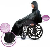150cm Wheelchair Rain Poncho Cover