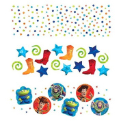 Amscan Toy Story Power Up Birthday Party Confetti Decoration, 35ml, Multicolor