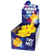Flashing Rubber Duck by Lizzy®