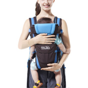 GudeHome Baby Carrier 4 Positions Backpack, Front Facing, Kangaroo & Sling Lightweight Infant Carrier
