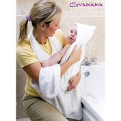 Clevamama Splash and Wrap Baby Towel