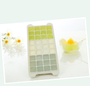 Fancyus Silicone Food Cube Tray with Lid