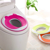 Homeself Potty Training Seat For Boys and Girls | Toddlers Potty Ring For Round And Oval Toilets | Secure Non-Slip Surface