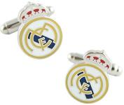 masgemelos - Real Madrid Cufflinks Cufflinks